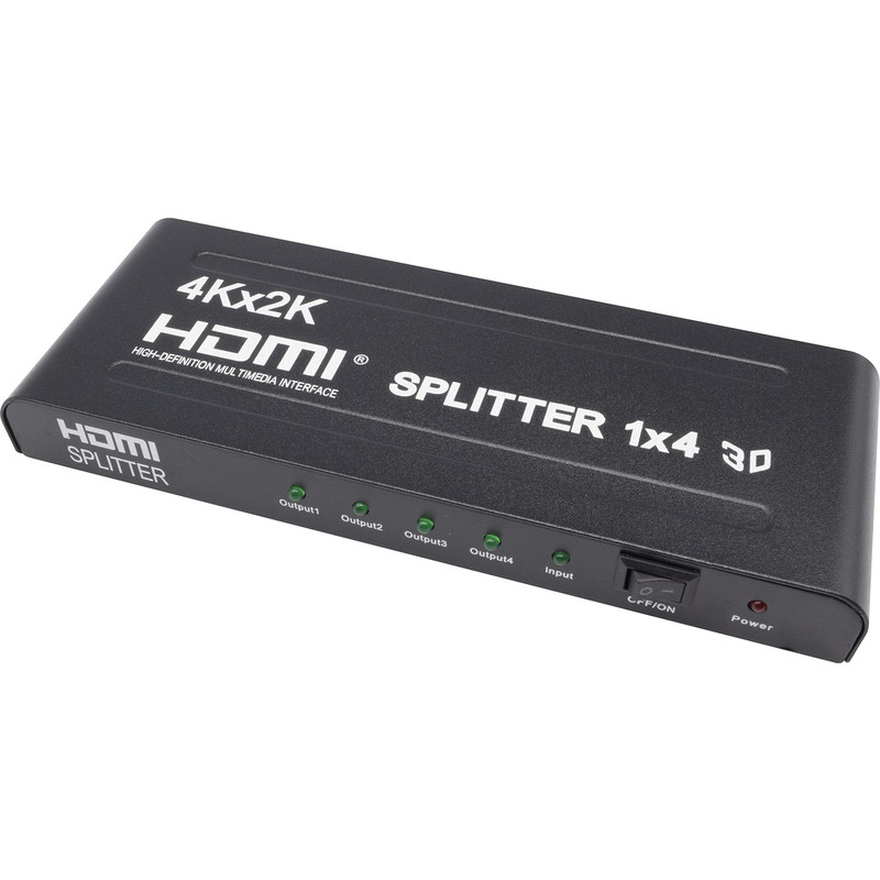 PROception HDMI Amplified Splitter