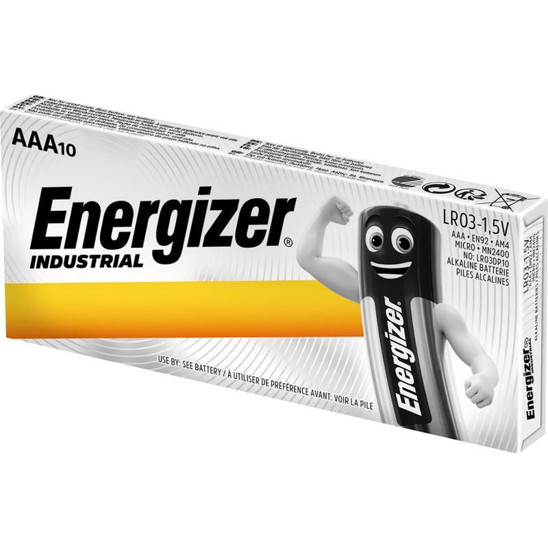 Energizer Industrial AAA DP10