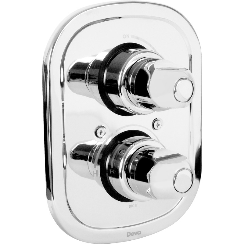 Deva Contemporary Dual Control Shower Valve