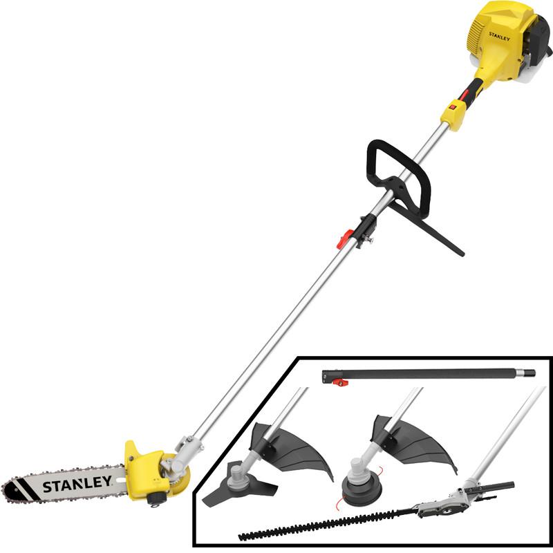 Stanley STR-4IN1 26cc 4-in-1 Petrol Multi Tool