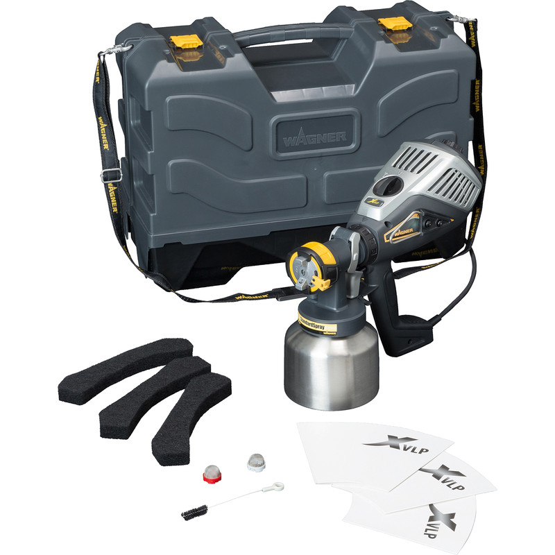 Wagner FinishControl 3500 XVLP Pro Electric Paint Sprayer