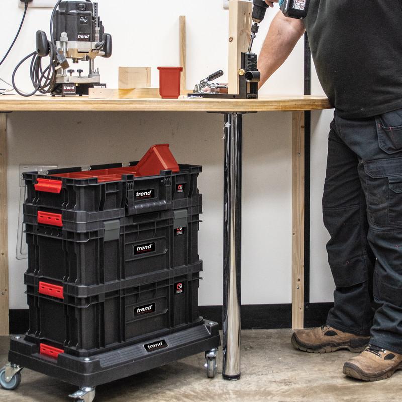 Trend Modular Storage Compact Platform