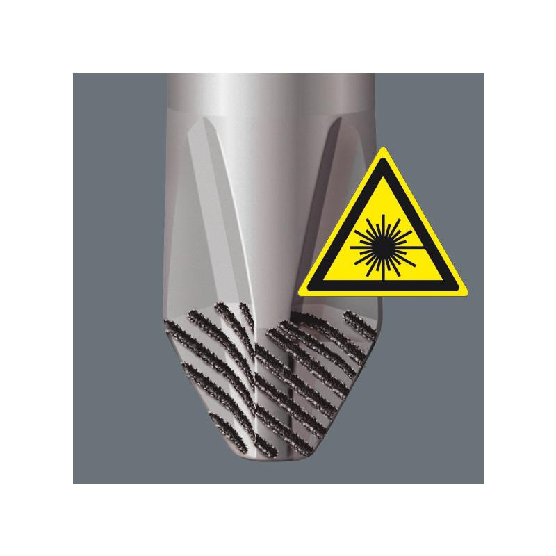 Wera Kraftform Plus Lasertip Screwdriver