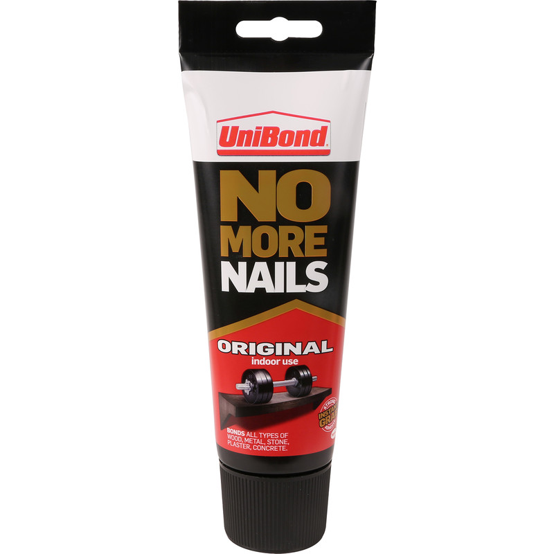 Unibond No More Nails Original Solvent Free 234g