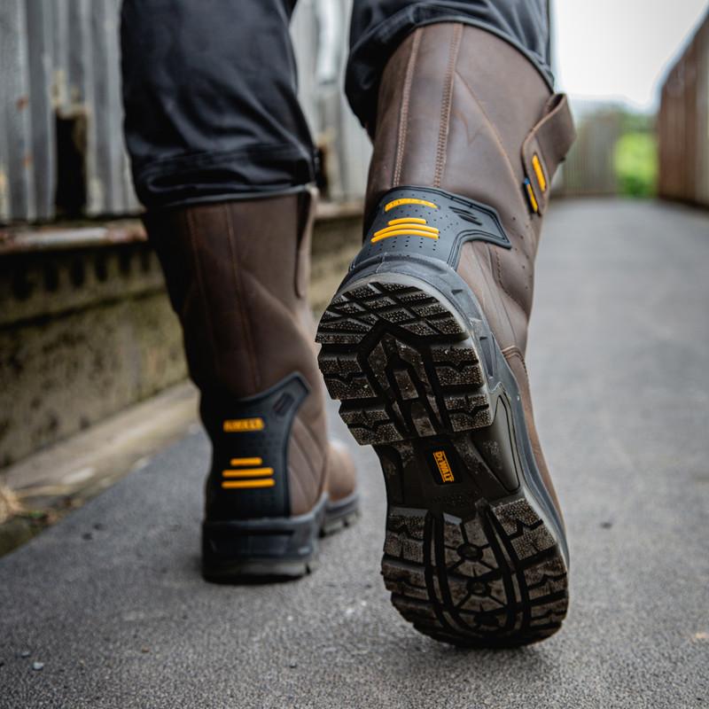 DeWalt Haines Waterproof Safety Rigger Boots