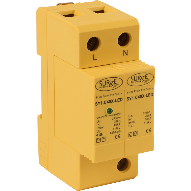 Surge Arrester Type 2 SP+N on
