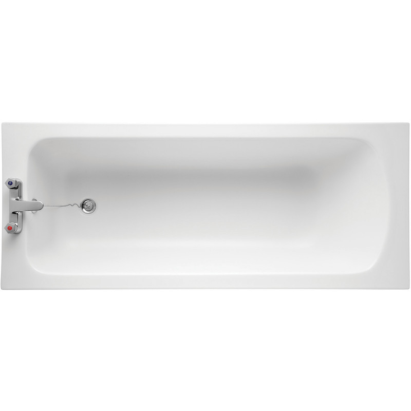 Armitage Shanks Sandringham 21 Rectangular Bath