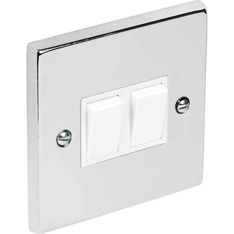 Chrome Switch 10A