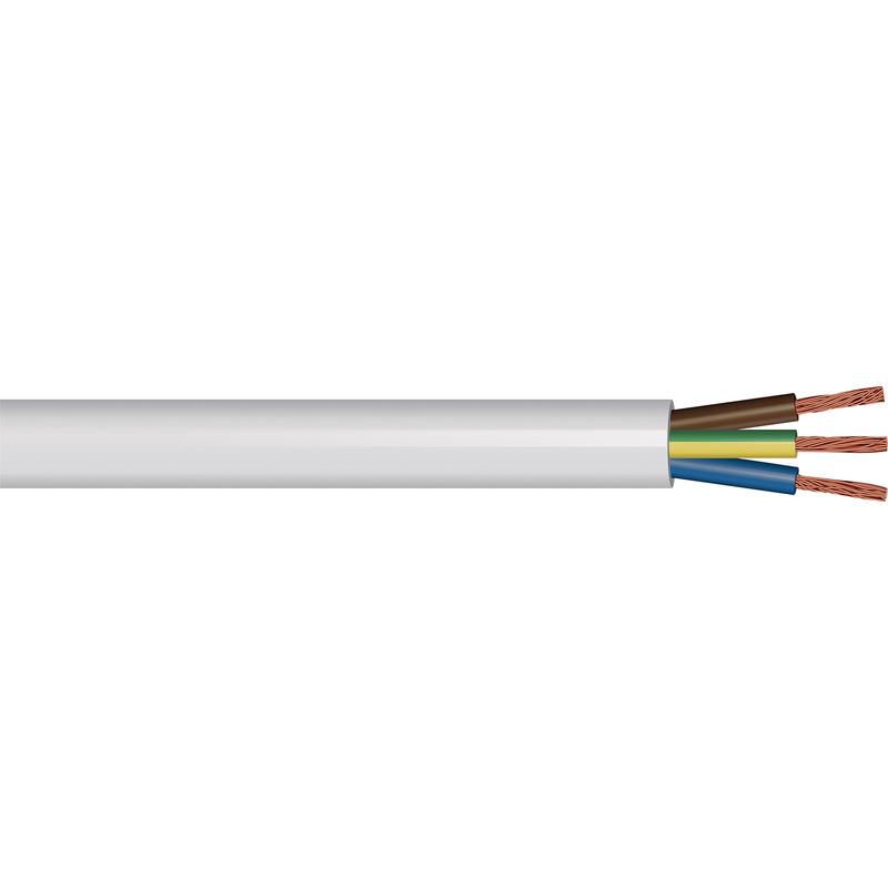 Pitacs 3 Core Heat Resistant Flex Cable (3093Y)