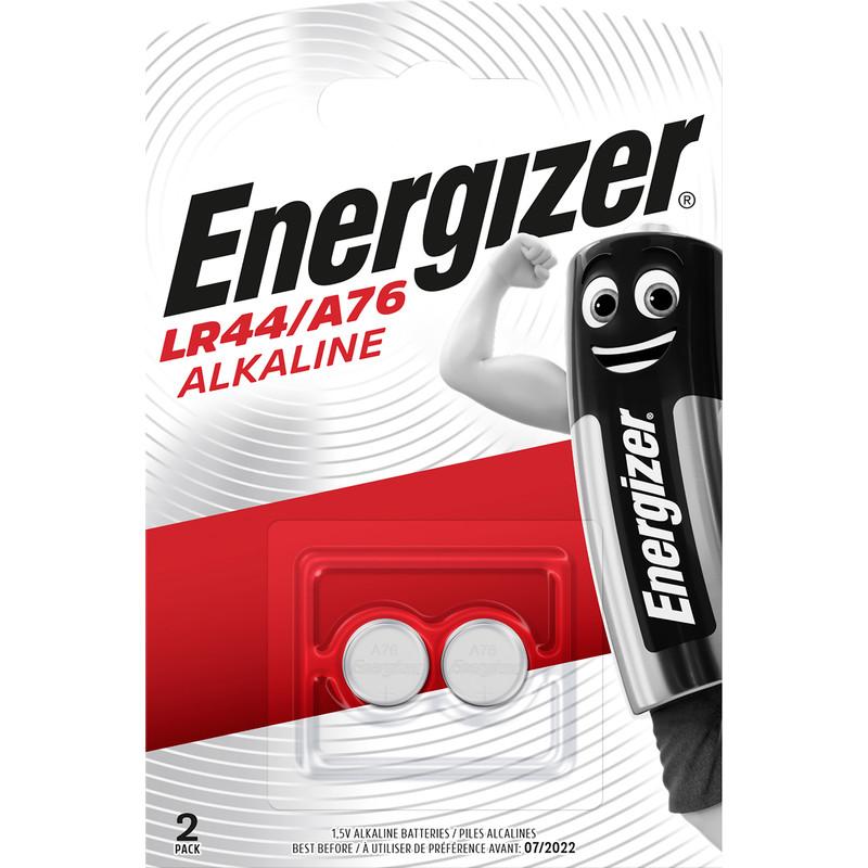 Energizer LR44/A76  Alkaline FSB2 ZM#