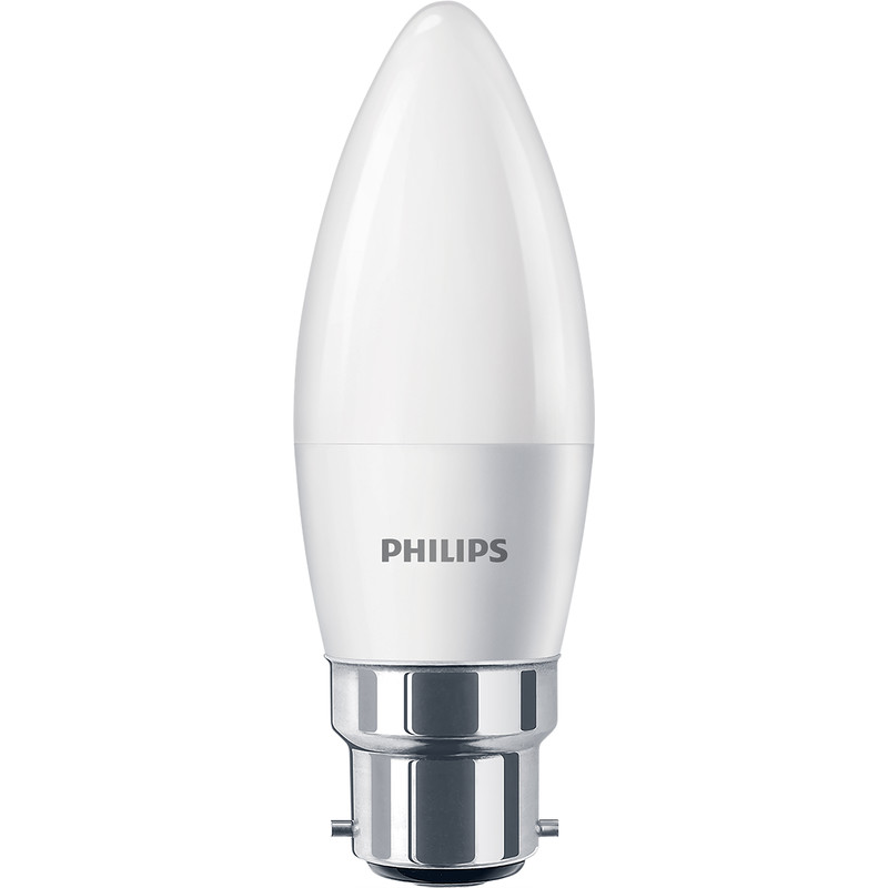 Philips LED Frosted Candle Lamp