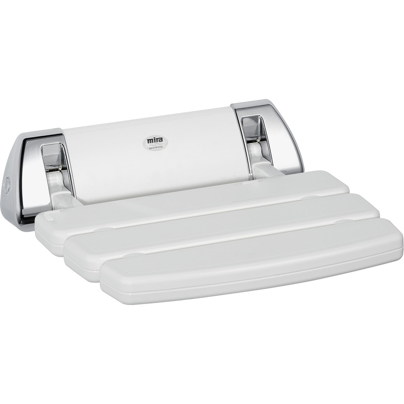 Mira Wall Mounted Shower Seat