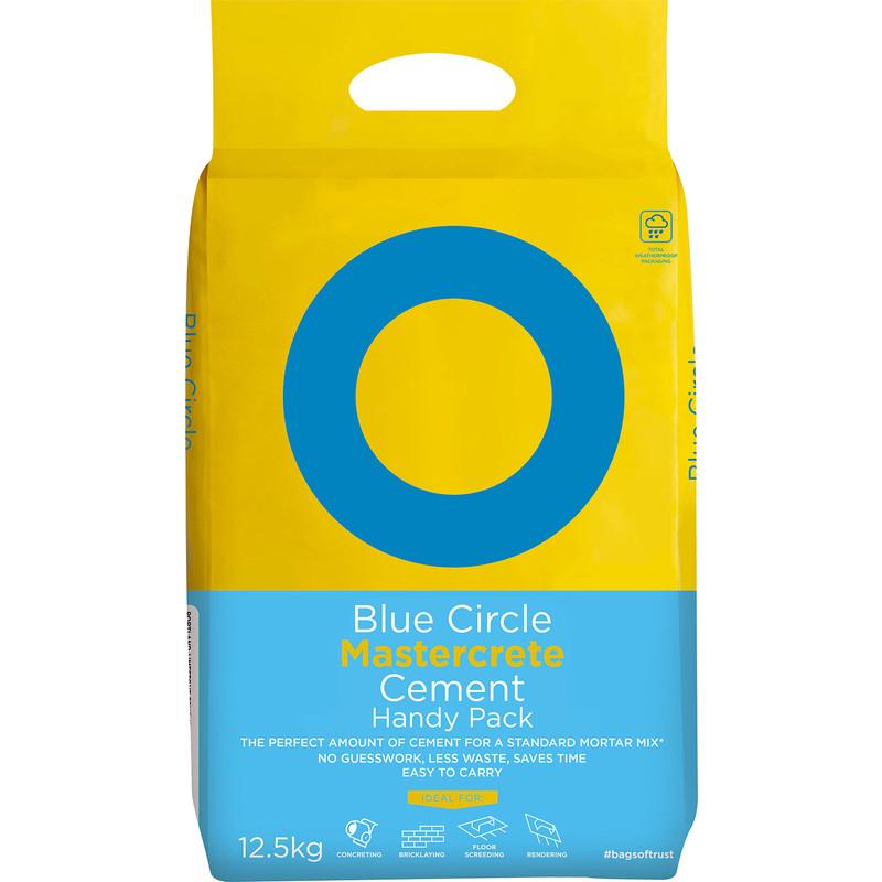 Blue Circle Mastercrete Cement Handy Bag