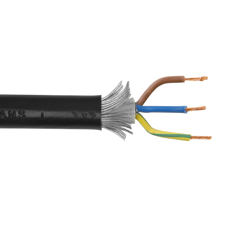 Pitacs SWA Single Phase Armoured Cable