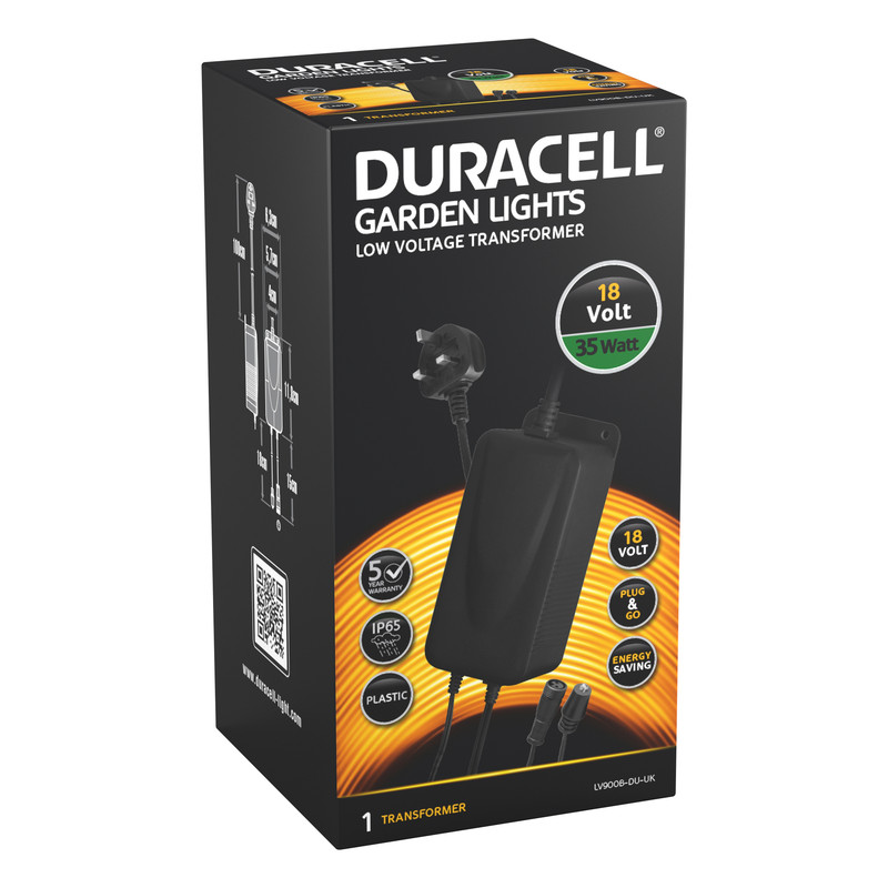 Duracell LV Transformer IP44