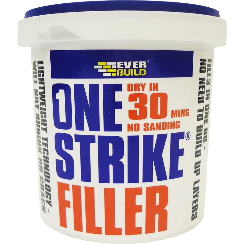 One Strike Ready Mixed Filler