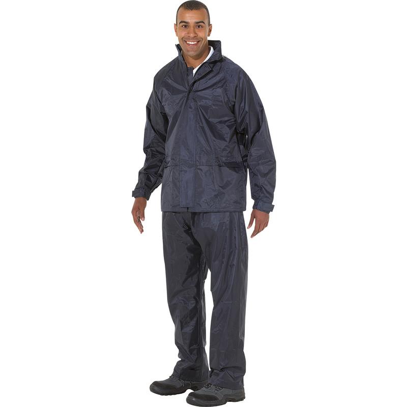 Waterproof 2 Piece Suit Navy