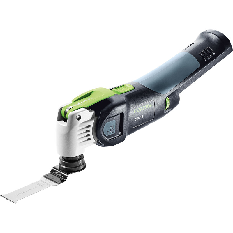 Festool OSC 18 Li 18V Li-Ion Cordless Multi Tool