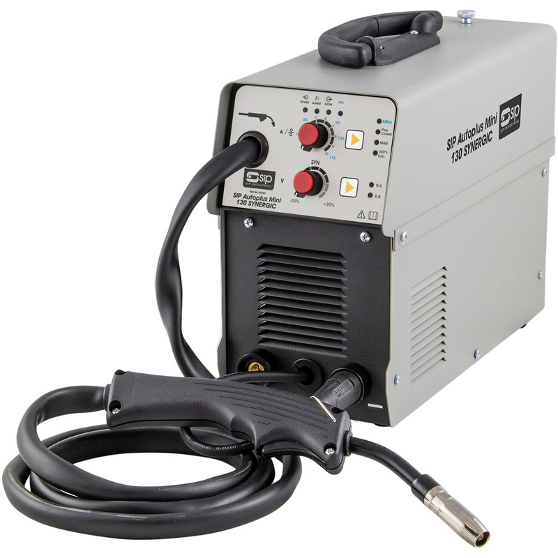 SIP 130 Synergic MIG/ARC 13A Inverter Welder