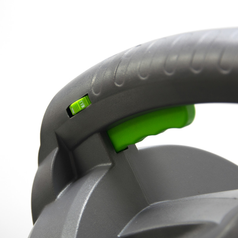 The Handy Variable Speed Garden Blower & Vacuum