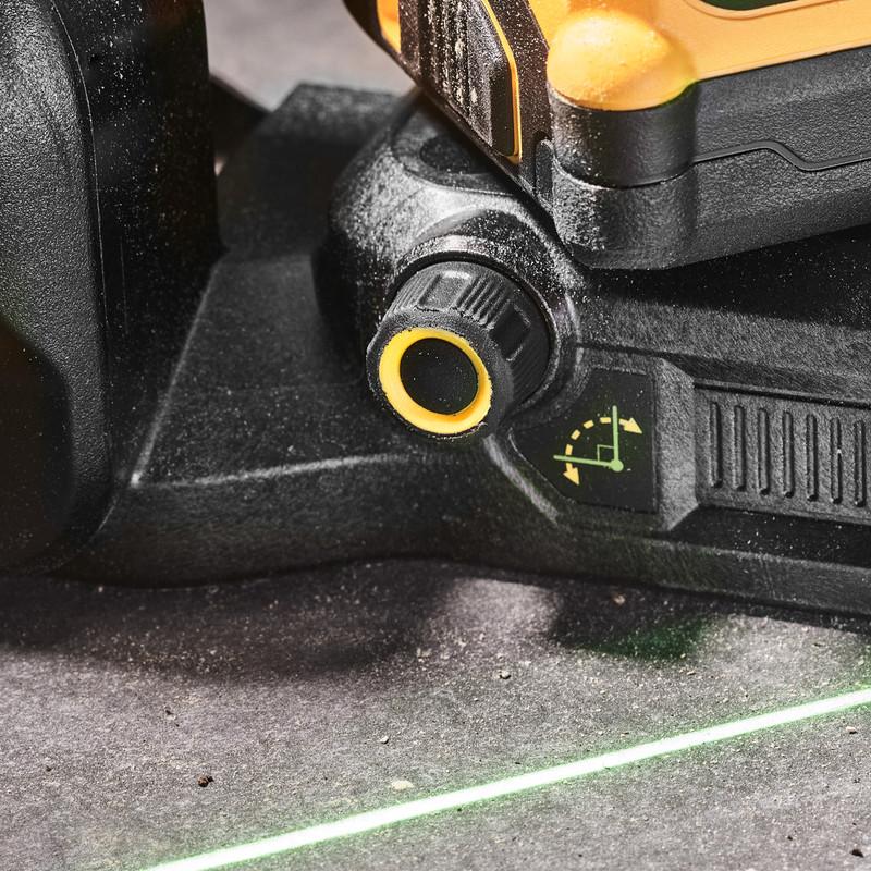 DeWalt 18V 360 Multiline Laser Green