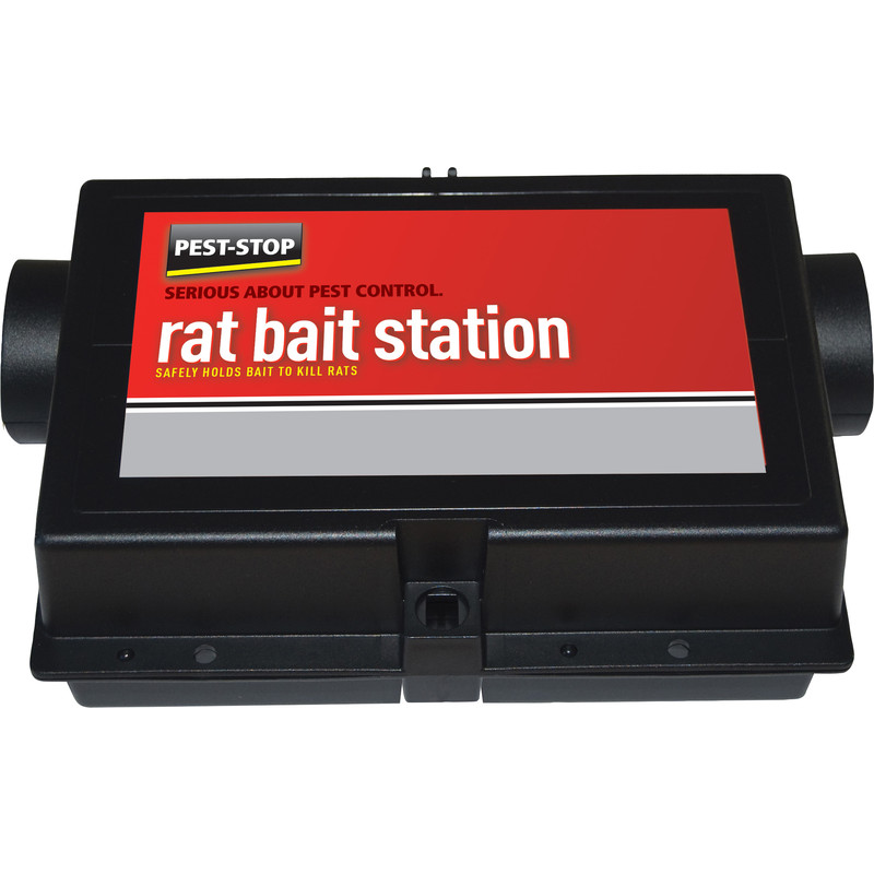 Pest-Stop Rodent Bait Station