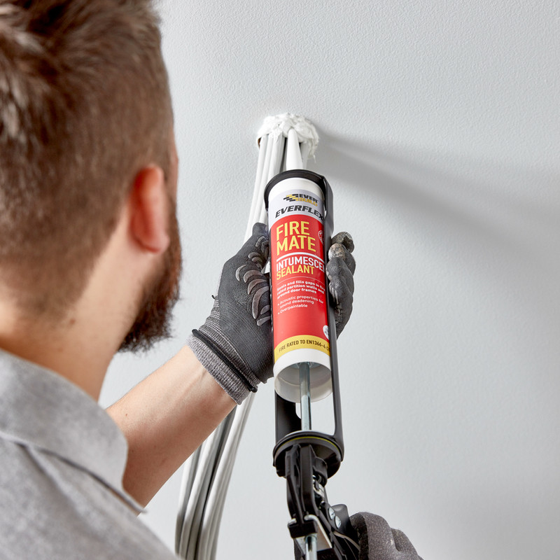 Fire Mate Intumescent Acrylic Sealant 310ml