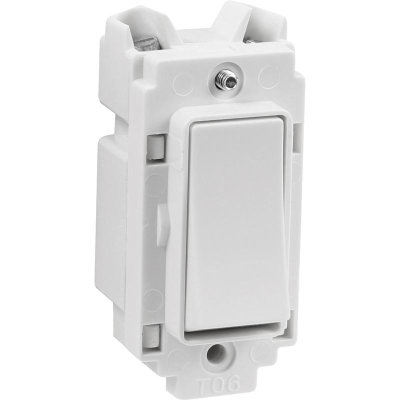 Crabtree Rockergrid 10A Switch Module