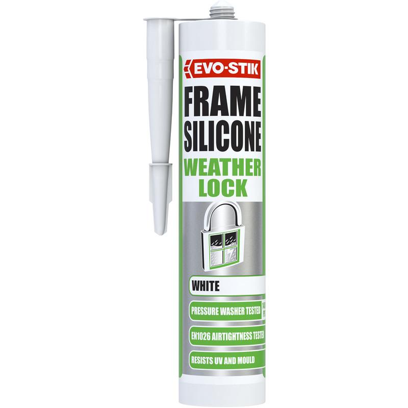 Evo-Stik Weatherlock Frame Silicone