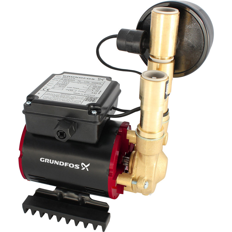 Grundfos SSN B Single Amazon Shower Pump