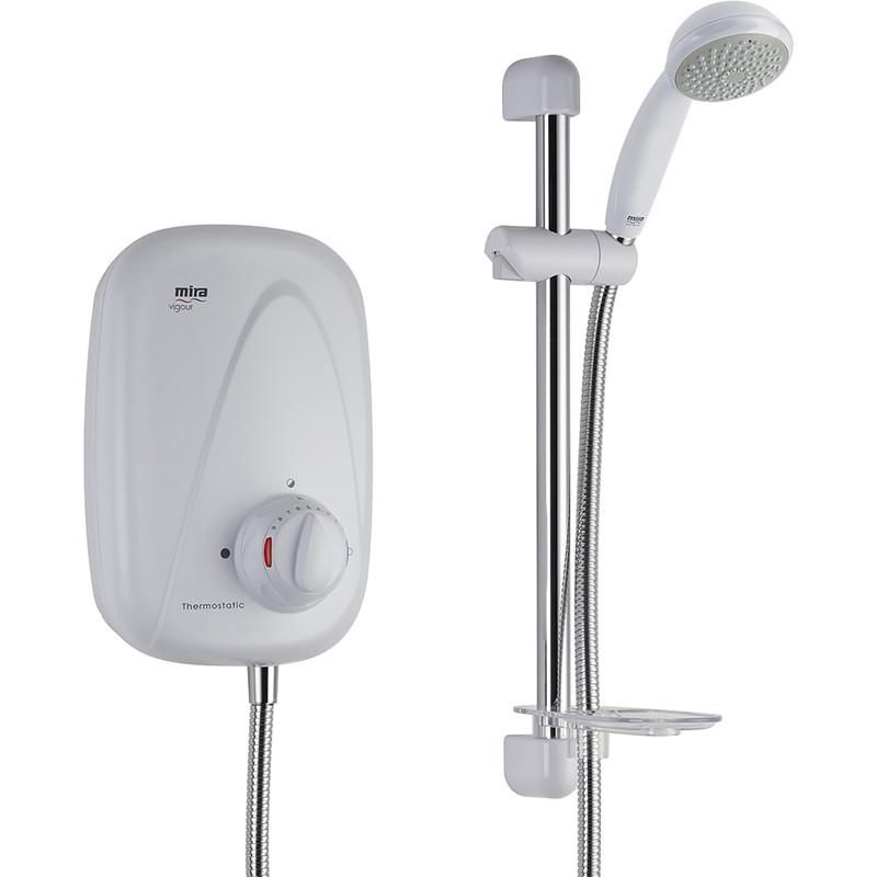 Mira Vigour Thermostatic Power Shower