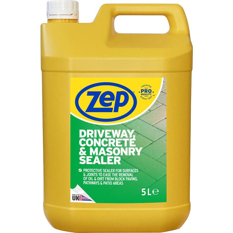 Zep Commercial Driveway, Concrete & Masonry Sealer