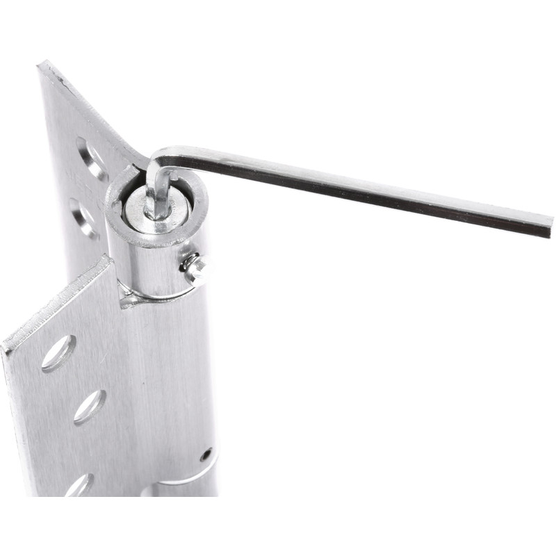 Adjustable Sprung Hinge 102 x 76mm