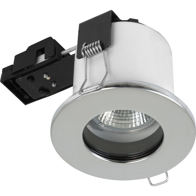 Sylvania Fire Rated Fixed IP65 GU10 Downlight