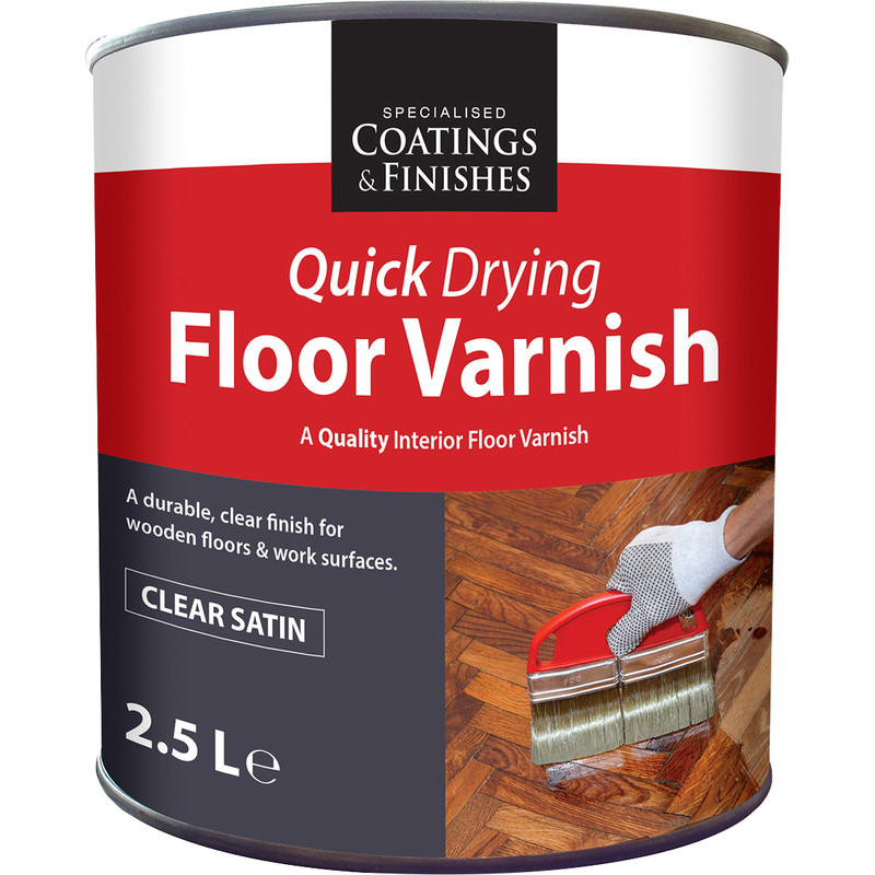 Quick Drying Floor Varnish