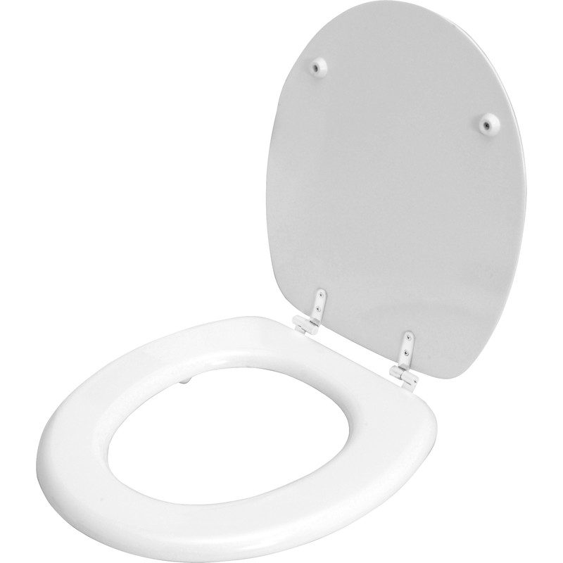 Celmac Wirquin Woody Toilet Seat