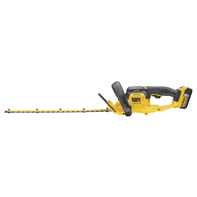 DeWalt DCMHT563 18V XR 55cm Cordless Hedge Trimmer