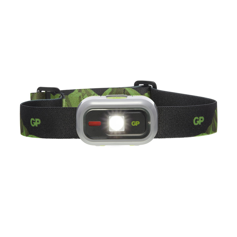 GP Discovery CH33 LED Red Night Vision Head Torch