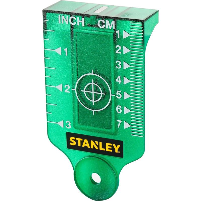 Stanley Target Plate