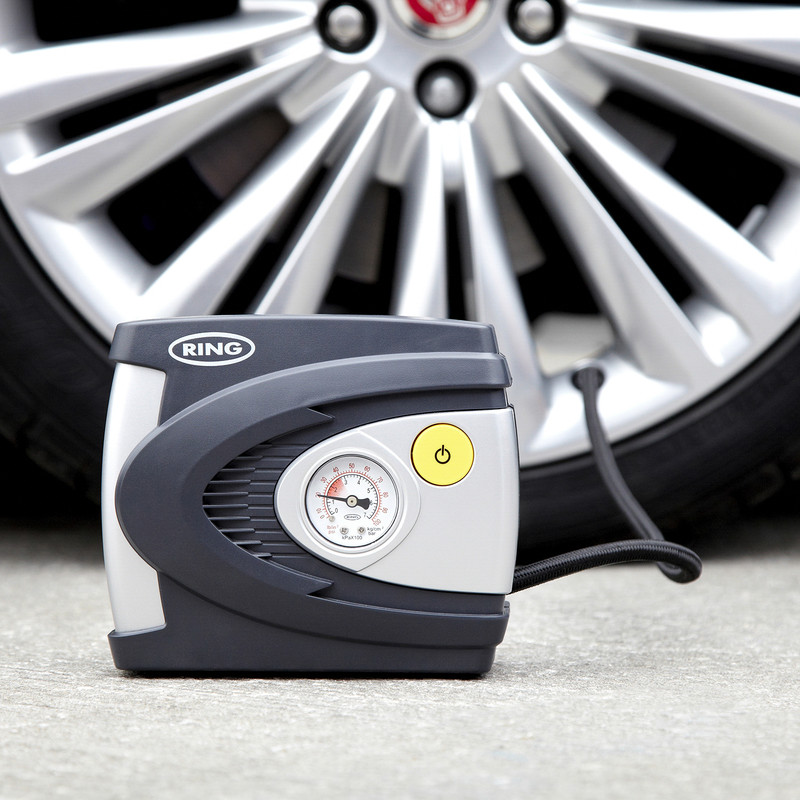Ring Analogue Tyre Inflator