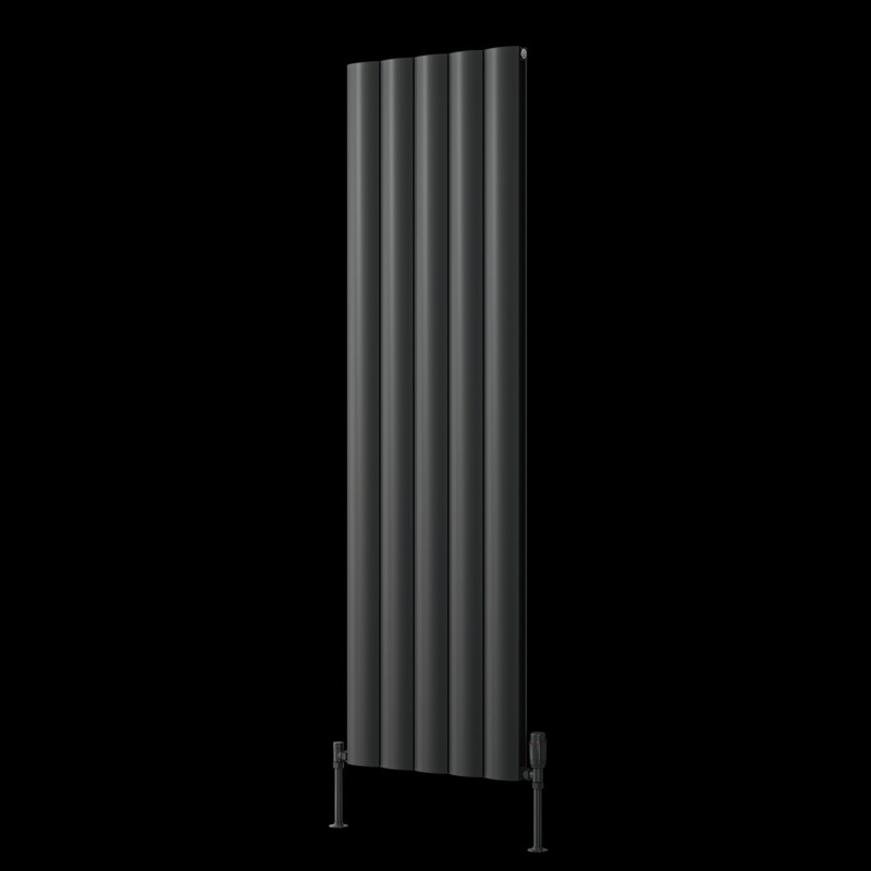 Belva Double Vertical Designer Radiator