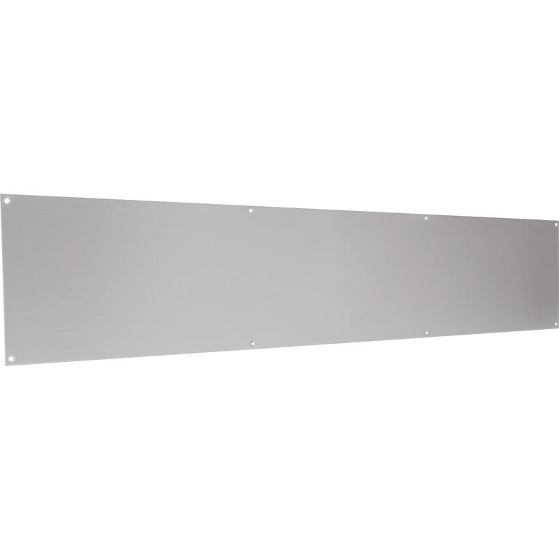 Satin Stainless Steel Kickplate