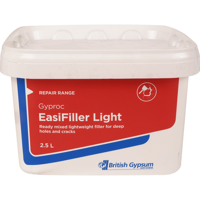 Gyproc Easifiller Light Ready Mixed Filler