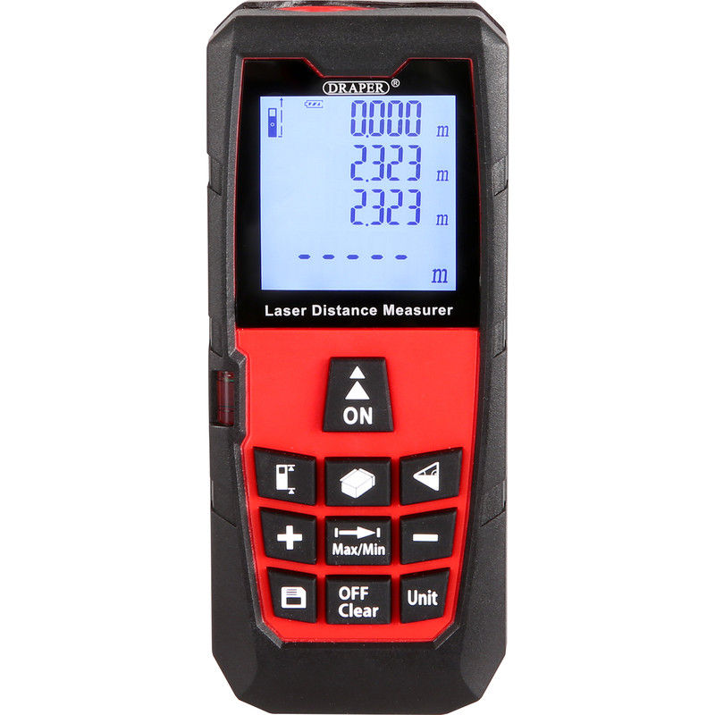Draper Laser Distance Measurer