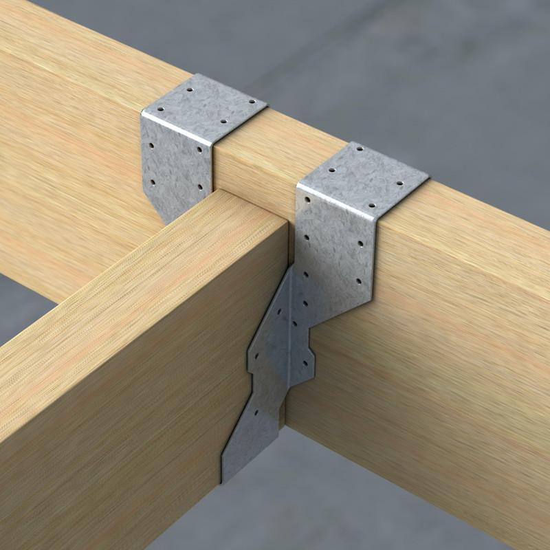 Timber to Timber Joist Hanger