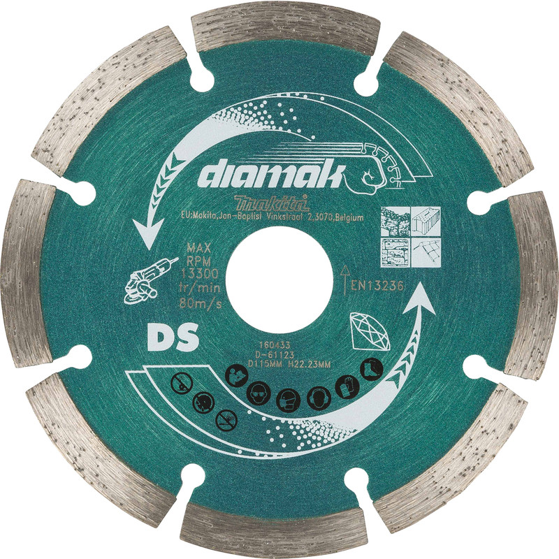 Makita Diamond Wheel Segmented
