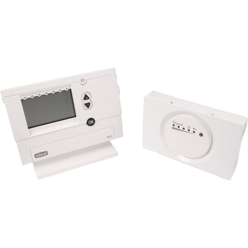 Ideal Logic+ / Vogue2 RF Electronic Programmable Room Thermostat