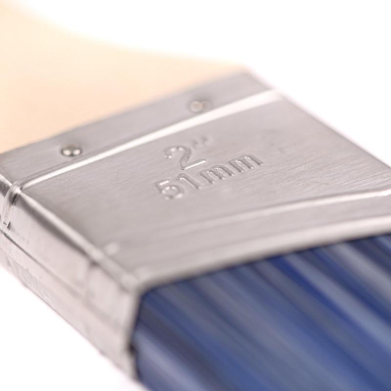Axus Decor Blue Pro Angled Paintbrush
