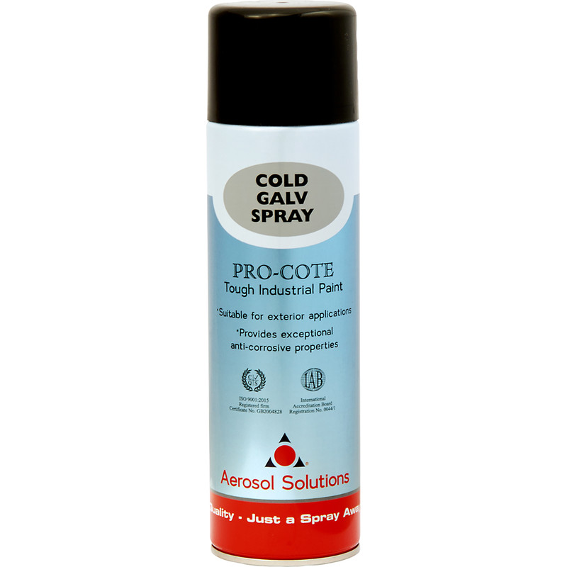 Cold Galvanising Spray 400ml