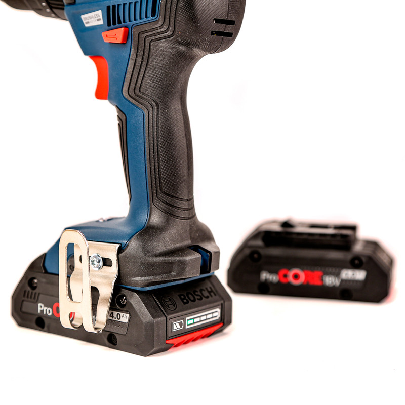 Bosch 18V Brushless Compact Combi Drill